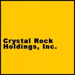 Crystal Rock Holdings Inc – Investment Analysis
