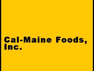 Cal-Maine Foods Inc.