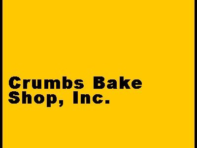 Crumbs Bake Shop Inc.