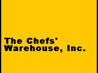 The Chefs' Warehouse Inc.